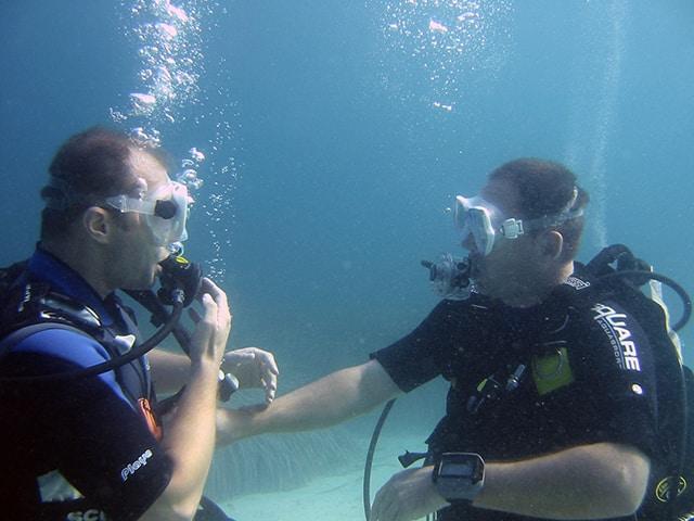 Respirer en plongée : des exercices qui doivent être maitrisés pour le niveau 1 de plongée