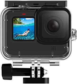 GoPro 9 action cam étanche pour les activitées sous-marines