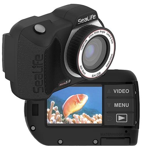 Sealife Micro 3.0 appareil photo étanche pour la plongée sous-marine
